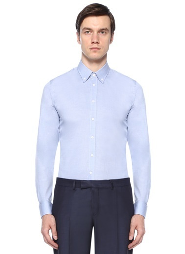 Beymen Gömlek Mavi